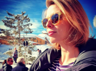 Sylvie Tellier enceinte : Spa, soleil... elle prend soin d'elle et de bébé