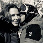Jamel Debbouze : Moment complice avec Mélissa Theuriau à la montagne