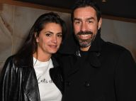 Robert Pirès en soirée avec sa femme : Jessica affiche son bras très tatoué