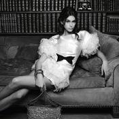 Kaia Gerber : Nouvelle égérie Chanel, choisie par Karl Lagerfeld