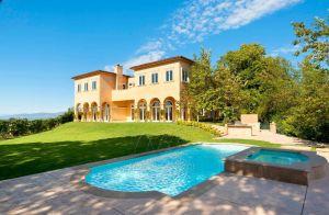 Mariah Carey s'installe dans une villa au loyer hors de prix...