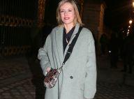 Fashion Week : Léa Drucker attentive face à Kaia Gerber et Gigi Hadid