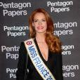 """Maëva Coucke, Miss France 2018 - Avant-première du film """"Pentagon Papers"""" au cinéma l'UGC Normandie à Paris, France, le 13 janvier 2018. © Borde-Coadic/Bestimage"""
