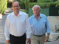 François Hollande : Son père de 95 ans hospitalisé