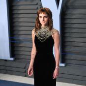 Emma Watson dévoile un tatouage Time's Up... mais se plante dans l'orthographe