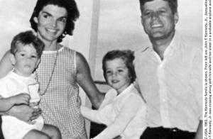 Le fils caché de John Fitzgerald Kennedy...