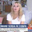 Romane Serda sur BFMTV le 8 mars 2018