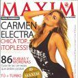 Carmen pour Maxim... trop belle !