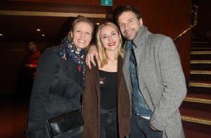 Alexandra Lamy réunie avec sa fille Chloé et son ex Thomas Jouannet