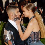 """Gigi Hadid et Zayn Malik séparés mais """"amis"""" ? Le chanteur coupe les ponts"""