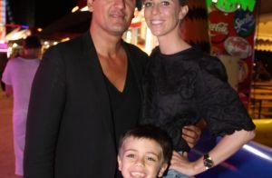 Dany Brillant vit sans sa femme et ses fils, qui sont