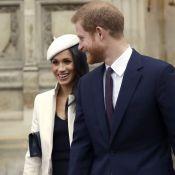 Mariage du prince Harry et Meghan Markle : Elizabeth II valide avec tendresse
