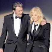 """Sylvie Vartan émouvante pour Johnny Hallyday au Grand Rex : """"Salut l'artiste !"""""""