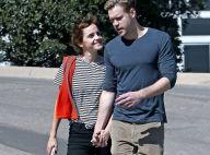 """Emma Watson in love : Main dans la main avec le sexy Chord Overstreet de """"Glee"""""""