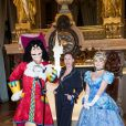 """Exclusif - Vanessa Demouy - Avant-première de la nouvelle saison """"Festival Pirates et Princesses"""" de Disneyland Paris au Palais Garnier à Paris, France, le 9 mars 2018. © Cyril Moreau/Bestimage"""