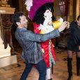 """Exclusif - Tomer Sisley - Avant-première de la nouvelle saison """"Festival Pirates et Princesses"""" de Disneyland Paris au Palais Garnier à Paris, France, le 9 mars 2018. © Cyril Moreau/Bestimage"""