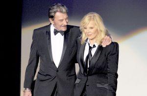 Sylvie Vartan, hommage à Johnny Hallyday au Grand Rex :