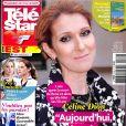"Magazine ""Télé Star"", en kiosques lundi 19 mars 2018."