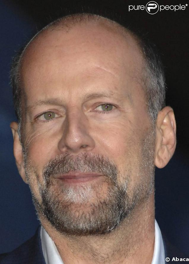 Bruce Willis - New Photos