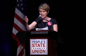Cynthia Nixon : L'ex-star de Sex and the City est candidate à New York !