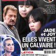 """Magazine """"France Dimanche) en kiosques le 21 mars 2018."""