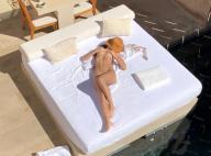 Emily Ratajkowski : Son mari la photographie entièrement nue