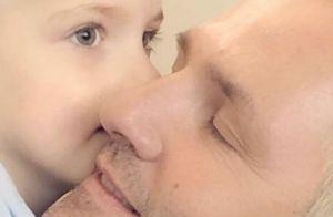 Santiago Cañizares annonce la mort de son fils de 5 ans, Santi, son trésor...