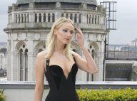 Jennifer Lawrence : Femme fatale de Red Sparrow, toujours sublime et sensuelle...