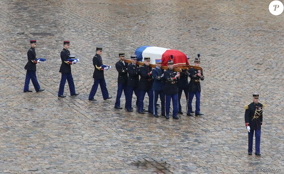 hommage national gendarmerie