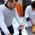 """Ben et Victor dans l'épisode 10 de """"Top Chef"""" (M6), diffusé mercredi 4 avril 2018."""