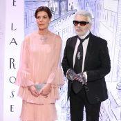 """Karl Lagerfeld parle d'Azzedine Alaïa et Pierre Bergé, ses """"meilleurs ennemis"""""""