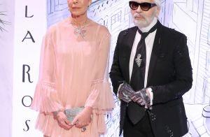 Karl Lagerfeld parle d'Azzedine Alaïa et Pierre Bergé, ses