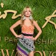 Georgia May Jagger à la soirée The Fashion Awards 2017 au Royal Albert Hall à Londres, le 4 décembre 2017