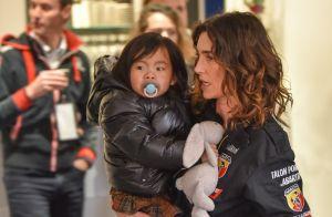 Mademoiselle Agnès : Sa fille Swan, 3 ans, déjà fan de sensations fortes