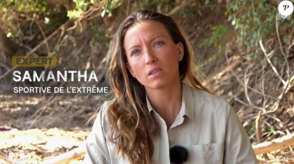 Après la diarrhée, une nouvelle séquence avec Samantha fait réagir — Wild