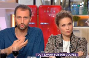 Arié Elmaleh et Barbara Schulz ne vivent pas ensemble et expliquent pourquoi