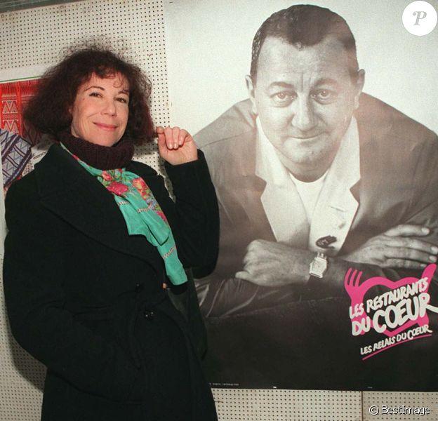 Véronique Colucci le 15 décembre 1997.