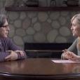 Keith Raniere et Allison Mackdans une vidéo faisant la promotion deNxivm en 2017.