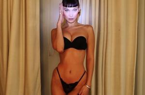 Bella Hadid : Canon en lingerie pour ses millions de fans !