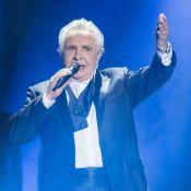 Michel Sardou, ses adieux : Grosse émotion, un petit raté et des larmes