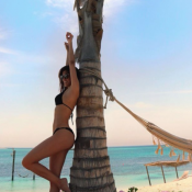 Iris Mittenaere, son défilé de bikinis sexy : Jamel et Kev Adams sont fans