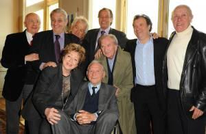 Robert Lamoureux : ses amis célèbres l'entourent pour le plus grand des honneurs... et des bonheurs !