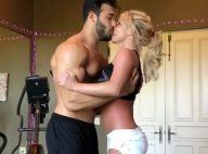Britney Spears : Baiser en sueur à son chéri Sam après un entraînement de danse