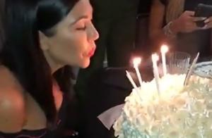 Kourtney Kardashian a 39 ans : Anniversaire mémorable, Kim d'humeur coquine
