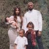 Kim Kardashian : Voyage en famille avec Kanye et leurs trois enfants