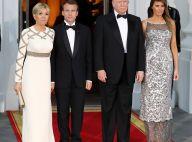Brigitte Macron et Melania Trump : La haute couture à l'honneur au dîner d'État