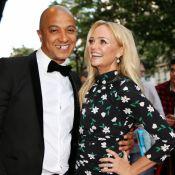 Pepe Munoz face à Emma Bunton et son mari au 9e Global Gift Gala