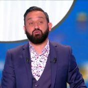 """Cyril Hanouna ne veut plus arrêter TPMP : """"J'ai dit une grosse connerie"""""""