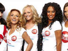 Les Spice Girls en plein dans le 'mile'