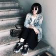Alizée affiche sa nouvelle coupe de cheveux sur Instagram, le 26 avril 2018.